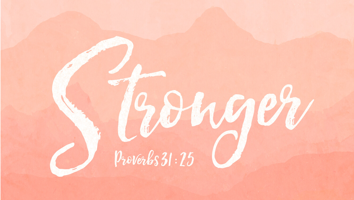 Stronger Women's Conference