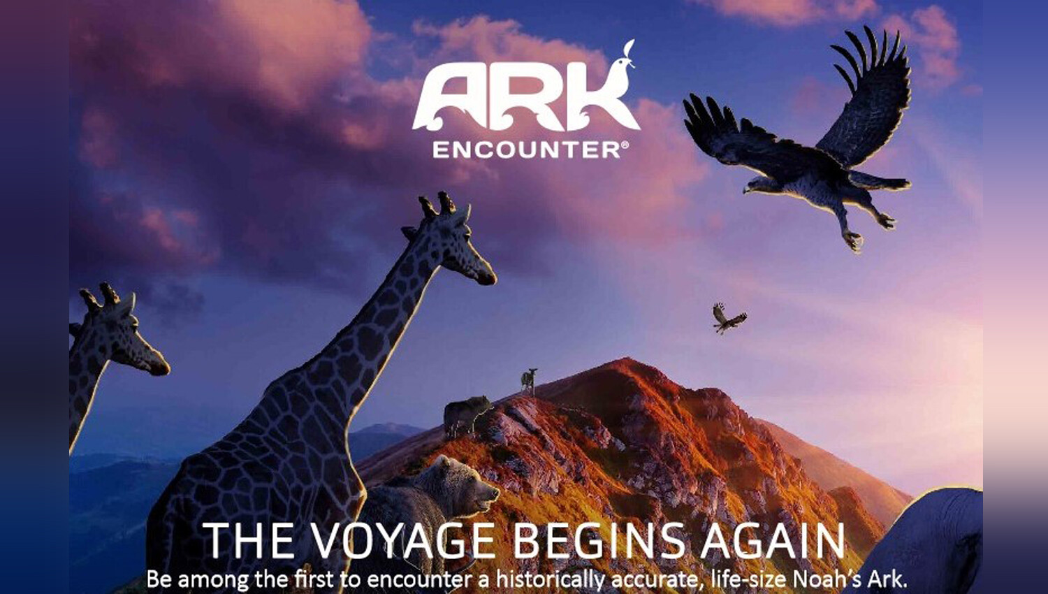 Senior Adult Ark Encounter Trip