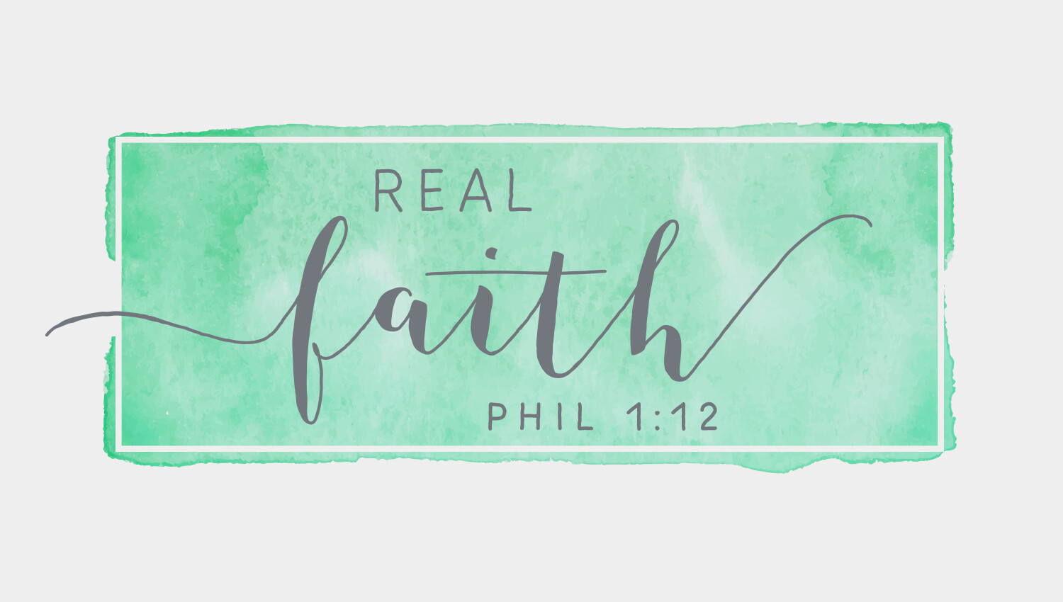 Real Faith - Women's Spring Conference