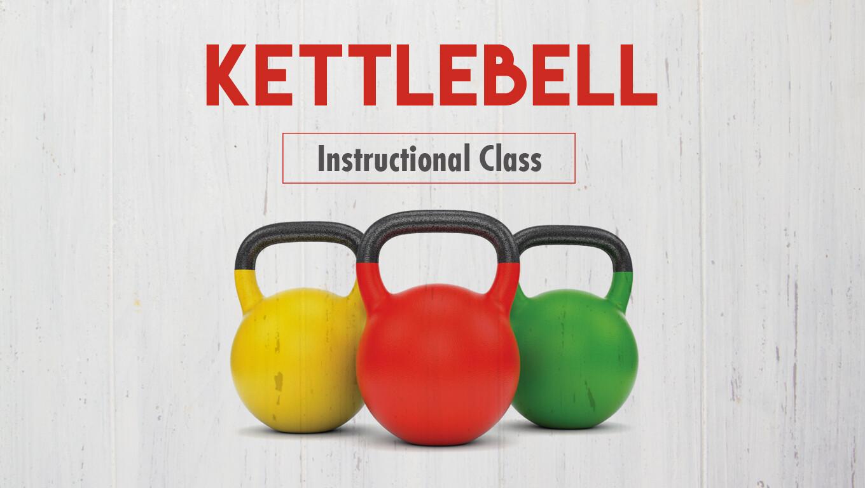 Kettlebell Class