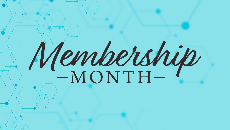 Membership Month