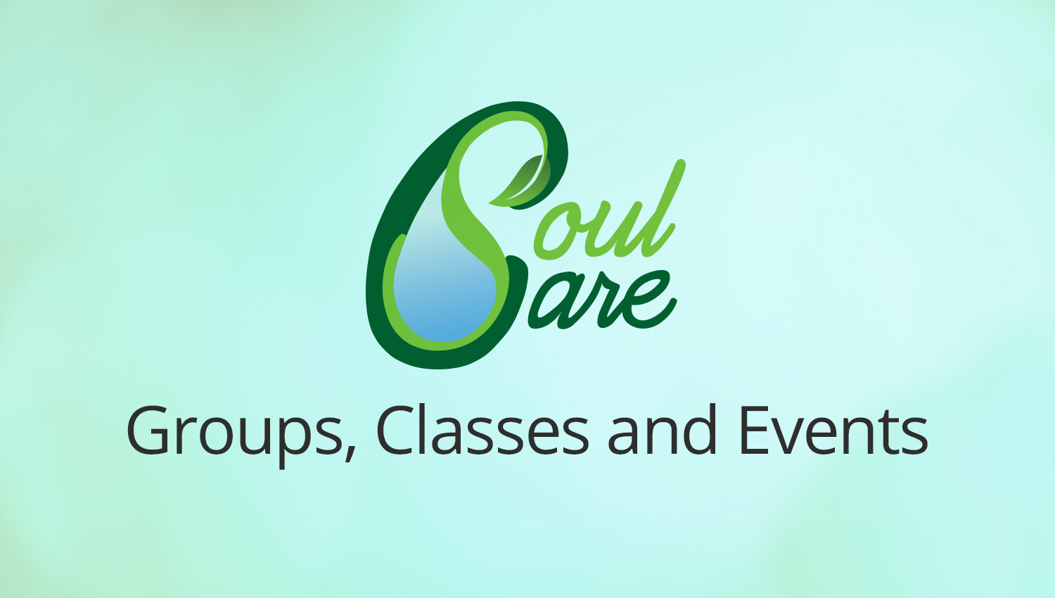 Soul Care Registration