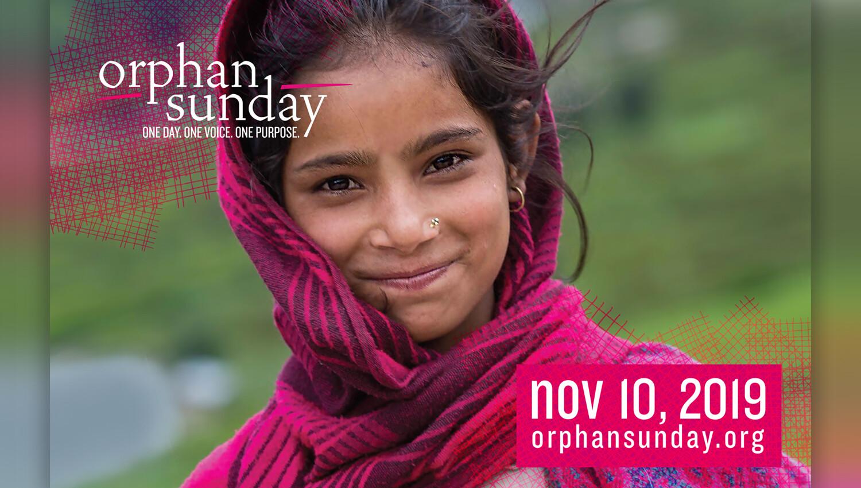 ORPHAN SUNDAY :: Adoptive Family Dedication