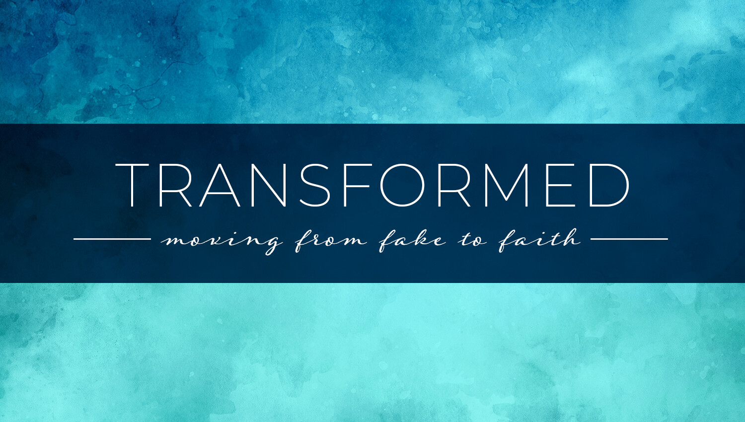 Transformed Women's Conference