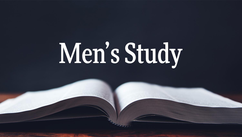 Men's Abide Study