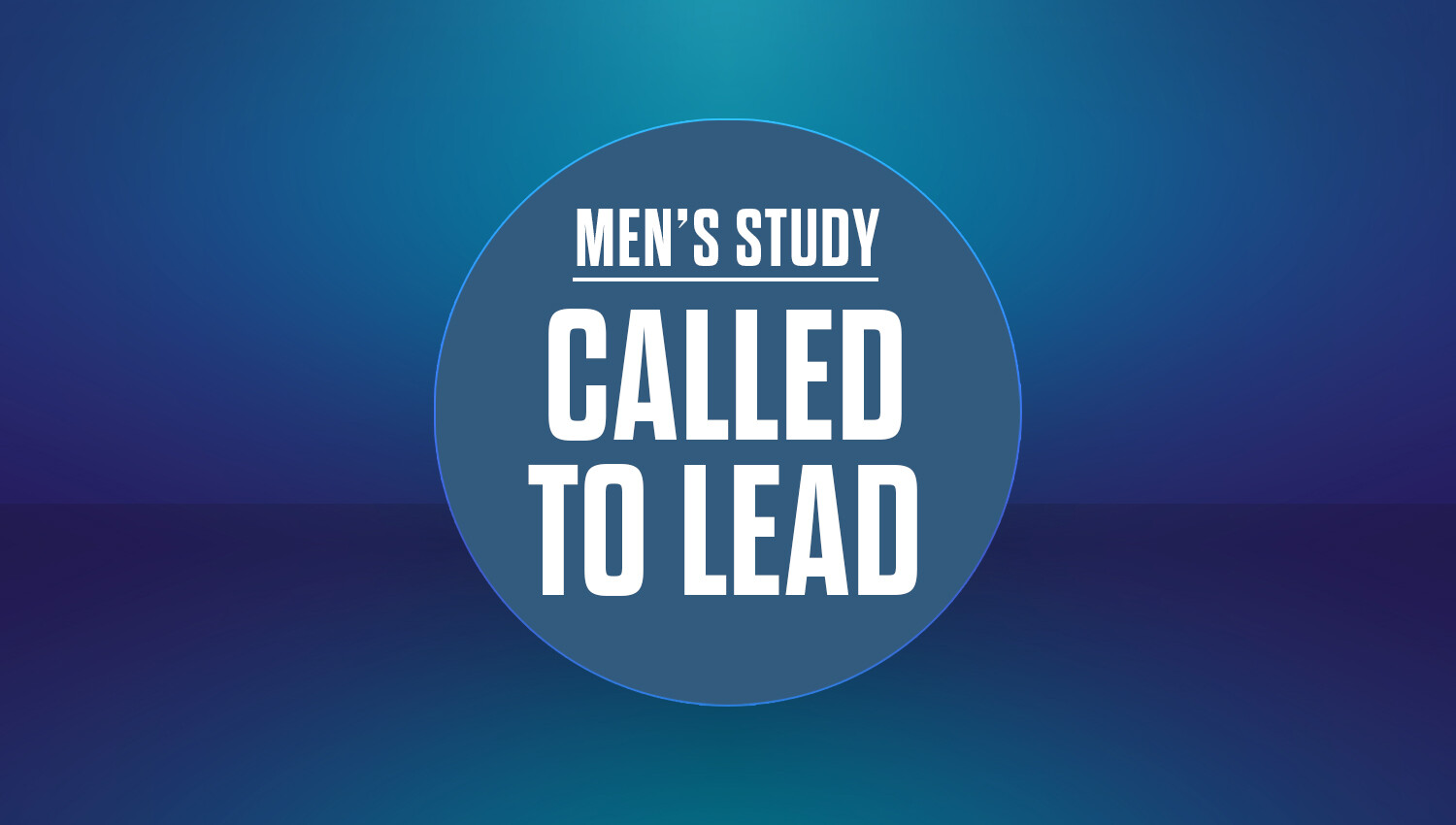 Called to Lead (1 Timothy)